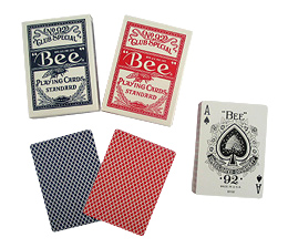 Bee Deck-Poker Size