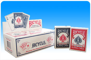 Bicycle Poker Deck