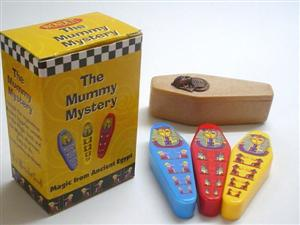 Wonder Mummy Mystery