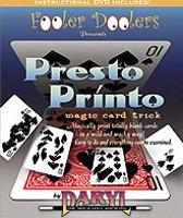 Presto Printo (İnanılmaz 8 Maçalar)