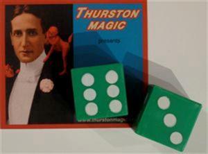 Thurston tatle tale dıce..konuşan zarlar