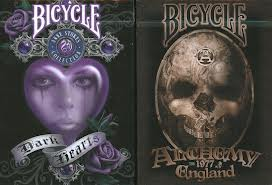 Bicycle-Anne Stokes Dark Hearts