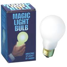 Magic Bulb-sihirli ampul.