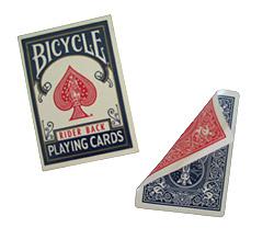 Bicycle Utılıty Deck-Poker Blank Face