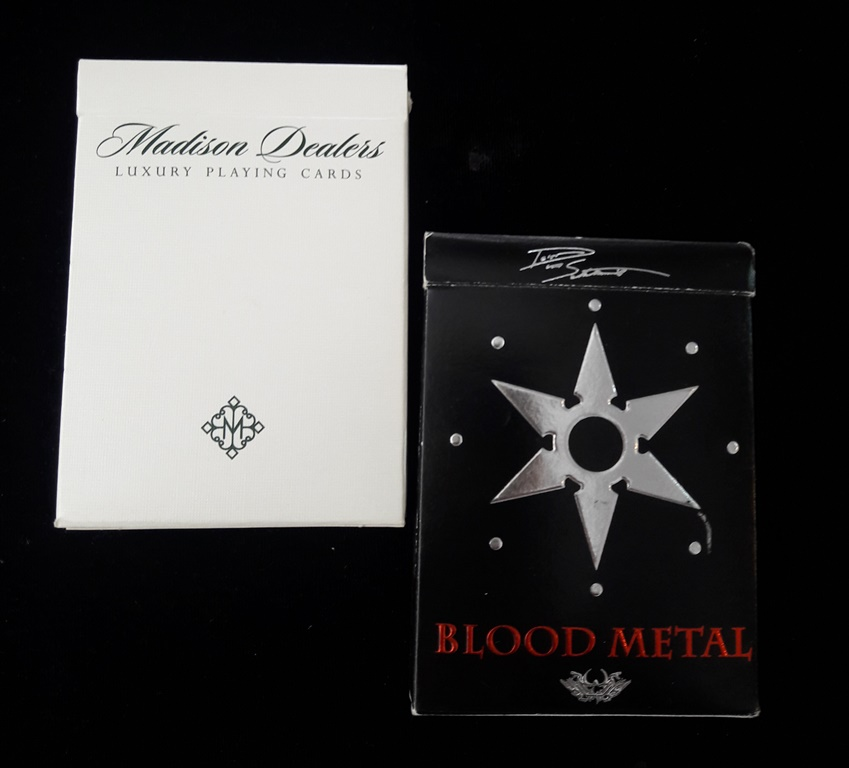 Blood Metal.....Madison Dealers