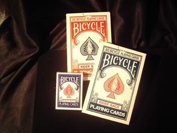 Bicycle Jumbo Deck