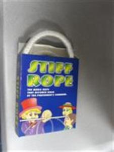 STIFF ROPE - Dik duran ip