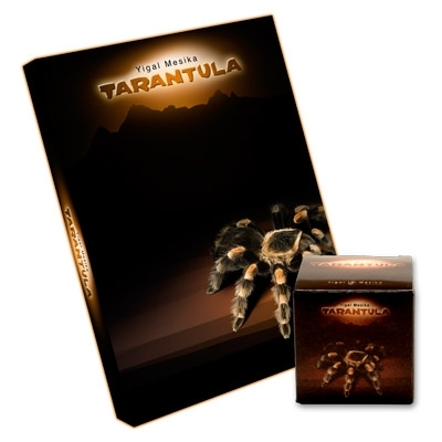 TARANTULA with DVD Mesika-Yüzük uçuran