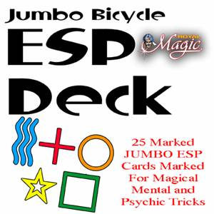 Bicycle ESP Jumbo Bicycle Cards